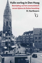 Rudi  Harthoorn Vuile oorlog in Den Haag