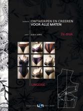 D.M.R. Lopez , Handboek ontwerpen en creëren voor alle maten Lingerie