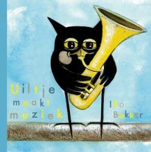 Ibo  Bakker Uiltje maakt muziek