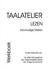 I. Stigter , Taalatelier Eenvoudige teksten Werboek