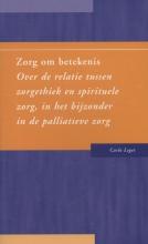 Carlo Leget , Zorg om betekenis