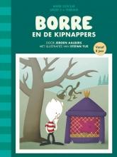 Jeroen  Aalbers Borre en de kipnappers