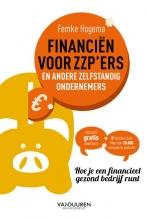 Femke Hogema , Financiën voor zzp`ers en andere zelfstandig ondernemers (8e herziene druk