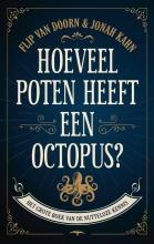 Flip van Doorn, Jonah  Kahn Hoeveel poten heeft een octopus