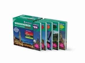 De Groene Reisgids Weekend - Belgibox