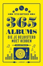 Peter Vantyghem , 365 albums die je beluisterd moet hebben