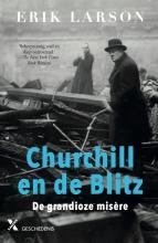 Erik Larson , Churchill en de Blitz