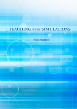 Nico  Rutten Teaching with simulations