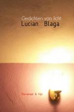 Blaga, Lucian  Gedichten van licht