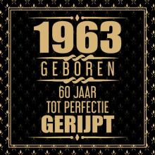 Niek Wigman , 1961 Geboren 60 Jaar Tot Perfectie Gerijpt