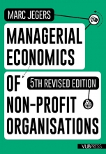 Marc Jegers , Managerial Economics of Non-profit Organisations (5th revised edition)