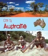Anita  Ganeri De Continenten - Australië