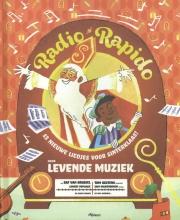 Wim  Kets Radio Rapido: 13 nieuwe liedjes voor Sinterklaas