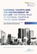 , National Courts and the Enforcement of EU Law: The Pivotal Role of National Courts in the EU Legal Order