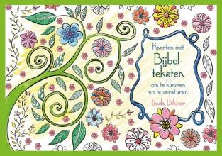 Bijbelteksten en spreuken om te kleuren - en te versturen