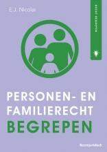 E.J. Nicolai , Personen- en Familierecht begrepen
