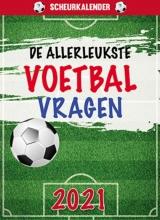, De allerleukste voetbalvragen scheurkalender 2021