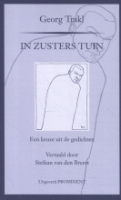 Georg Trakl , In zusters tuin