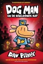 Dav  Pilkey Dog Man en de gekloonde kat