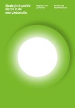 Majelle Verbraak Bas Ebskamp, Strategisch positie kiezen in de energietransitie
