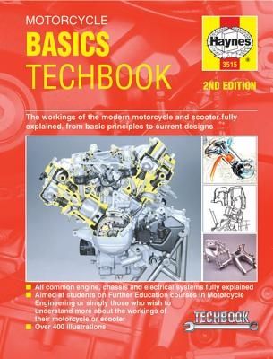 Haynes Publishing,Motorcycle Basics Manual