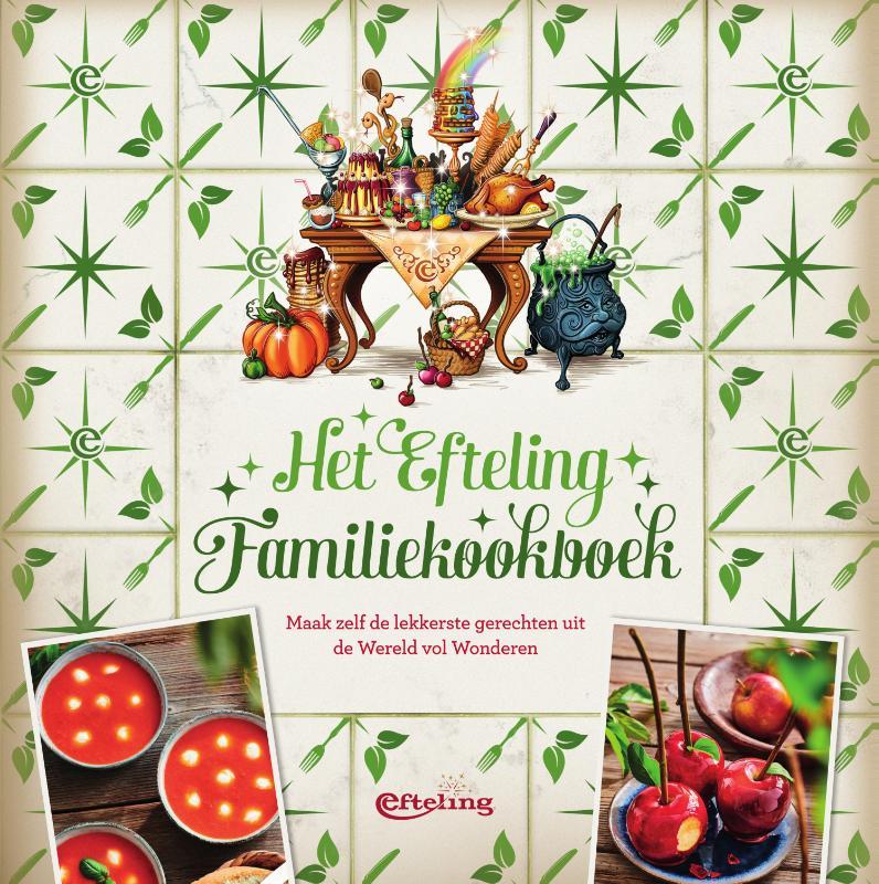 Efteling bv,Het efteling Familiekookboek