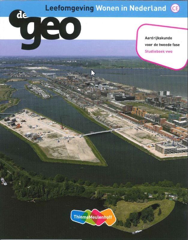 ,Geo Wonen in Nederland 2e fase wo studieboek