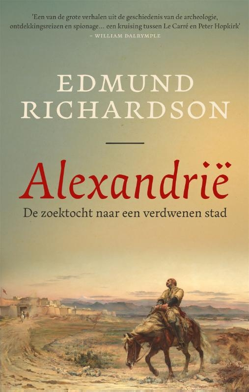 Edmund Richardson,Alexandrië