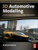 Gahan, Andrew,3D Automotive Modeling, An Insider'