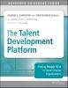 Carpenter, Heather,The Talent Development Platform