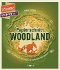 Dennis, Sarah,   Franz, Birgit,Papierschnitt: Woodland
