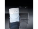,folderhouder Sigel tafelmodel A4 transparant acryl 1 vak