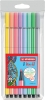 ,<b>Viltstift STABILO Pen 68 pastel etui à 8 kleuren</b>
