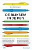 <b>Jos  Versteegen</b>,Bliksem in je pen