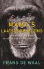 Frans de Waal,Mama`s laatste omhelzing