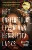 Rebecca  Skloot,Het onsterfelijke leven van Henrietta Lacks