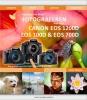 <b>Pieter  Dhaeze</b>,Werken met de Canon EOS 100d, 1200d en 770d