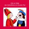 Jeannette  Lodeweges, Lia  Mik,Kiki en Pelle zijn Sinterklaas en Zwarte Piet