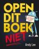 <b>Andy  Lee</b>,Open dit boek niet