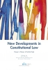 ,<b>New Developments in Constitutional Law</b>
