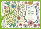 ,Bijbelteksten en spreuken om te kleuren - en te versturen
