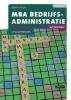 H.M.M.  Krom ,MBA Bedrijfsadministratie met resultaat Opgavenboek 3e druk