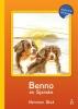 Hermien  Stok ,Benno de Berner Sennenhond Benno en Sjanste - dyslexie uitgave