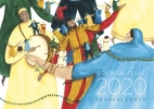 Vzw  Orbit ,Iedereen feest 2020 - kalender