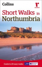 Collins Maps Short Walks in Northumbria