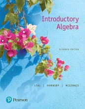 Margaret L. Lial,   John Hornsby,   Terry McGinnis Introductory Algebra