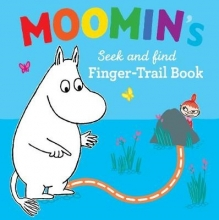Tove Jansson Moomin`s Seek and Find Finger-Trail book