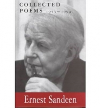 Ernest Sandeen Collected Poems 1953-1994