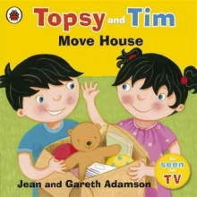Adamson, Jean Topsy and Tim: Move House