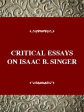 FARRELL Critical Essays of Isaac Bashevis Singer